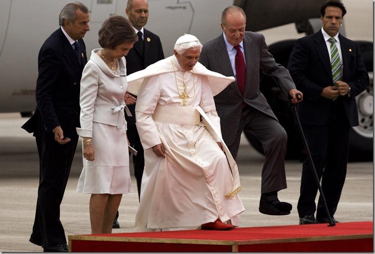 Световния ден на младежта и визитата на Папа Бенедикт в Испания