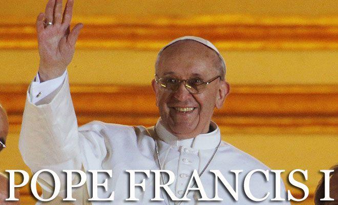 Аржентинският кардинал Хорхе Берголио е новият папа Франциск I