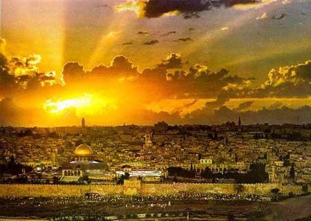 Необикновеното възстановяване на Ерусалим