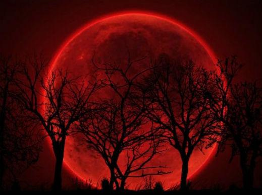 Най-голямата луна от 70 години насам!