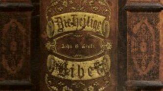 Ранни версии на немската Библия